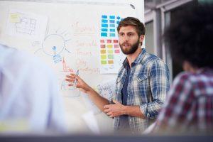 הכנת מצגות עסקיות